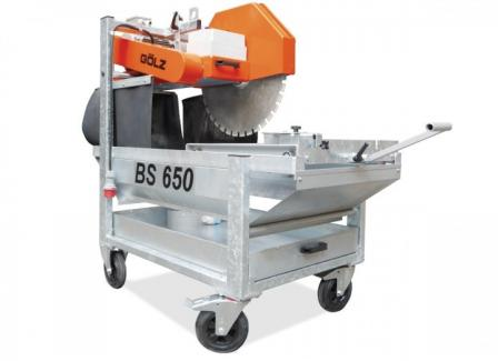 Eladó Gölz BS1000 asztali vizesvágó | Profirent gépkölcsönző